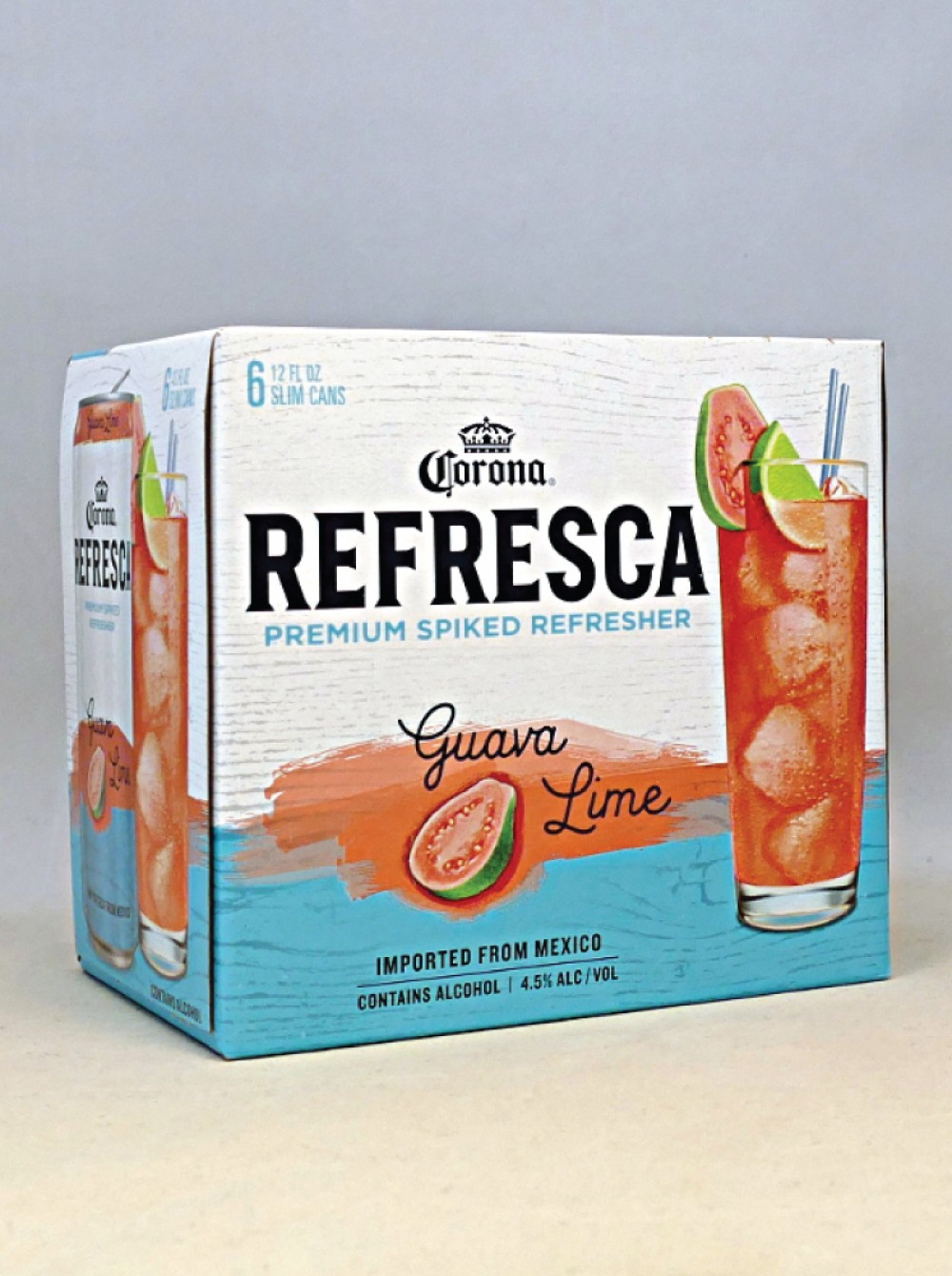 Cor Refresca Guava 6 12 Kings Valley Wine Spirits
